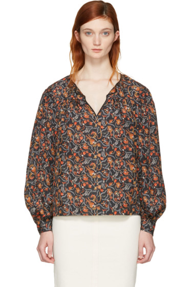 Isabel Marant - Multicolor Ryton Blouse