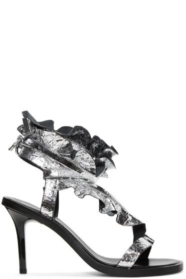 Isabel Marant - Silver Ansel Sandals