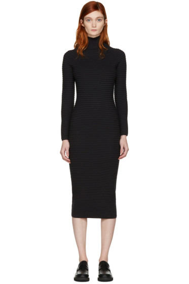 Won Hundred - Black Bluma Turtleneck Dress