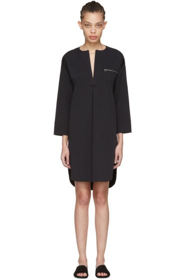 Nomia - Navy Oversized Tunic Dress