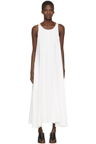 Lemaire - White Sleeveless Dress