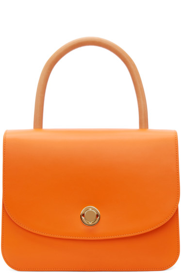 Mansur Gavriel - Orange Metropolitan Bag