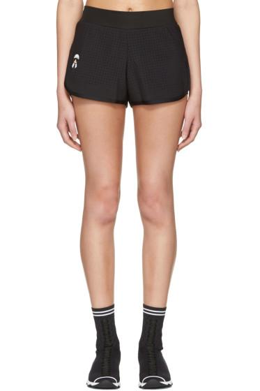 Fendi - Black Karlito Shorts