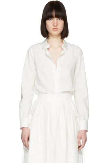 Brock Collection - White Baylee Shirt