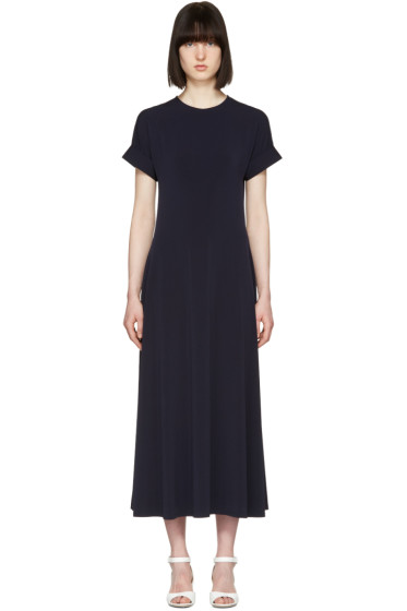 Atea Oceanie - Navy Zoey Dress