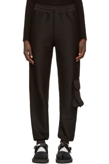 Cottweiler - Black Service Pocket Track Pants