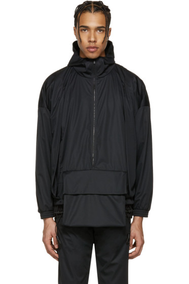 Cottweiler - Black Hotel Hooded Jacket