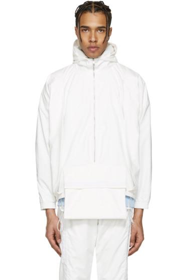 Cottweiler - White Hotel Hooded Jacket