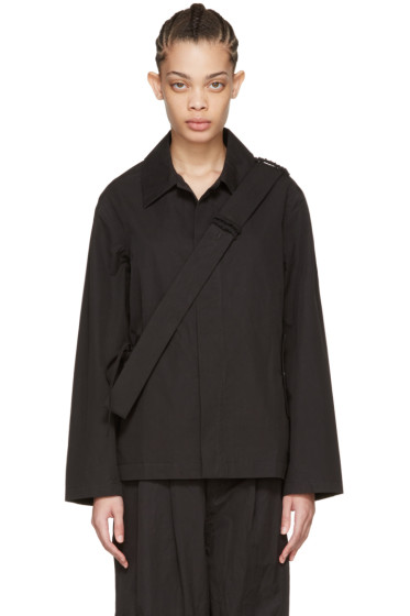 Craig Green - Black Slim Workwear Jacket
