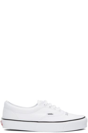 Vans - White Undercover Edition OG Era LX Sneakers
