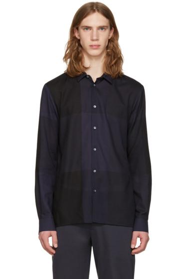 Stephan Schneider - Blue Streamer Shirt