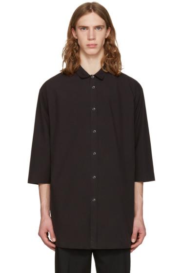 Stephan Schneider - Black Sassy Shirt