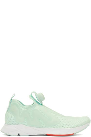 Reebok Classics - Blue Pump Supreme Jaqtape Sneakers