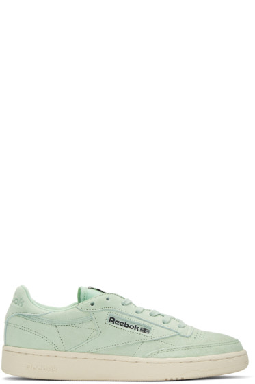 Reebok Classics - Green Club C 85 Sneakers