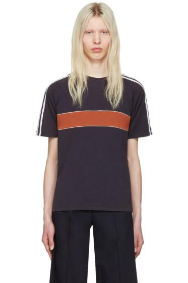Wales Bonner - Navy George T-Shirt