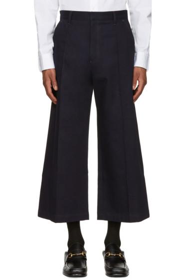 Wales Bonner - Indigo Reed Jeans