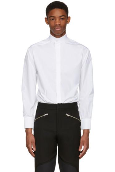 Wales Bonner - White Ishmael Shirt