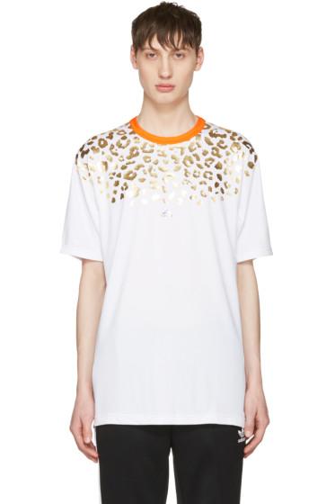 Adidas x Kolor - White Beast Chill T-Shirt