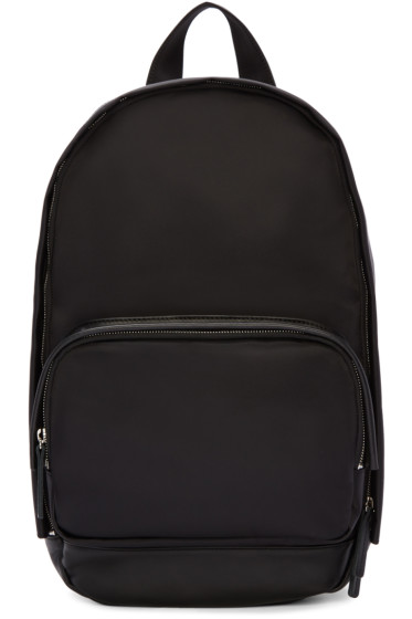 Haerfest - Black Nylon H1 Backpack