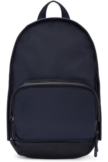 Haerfest - Navy Nylon H1 Backpack