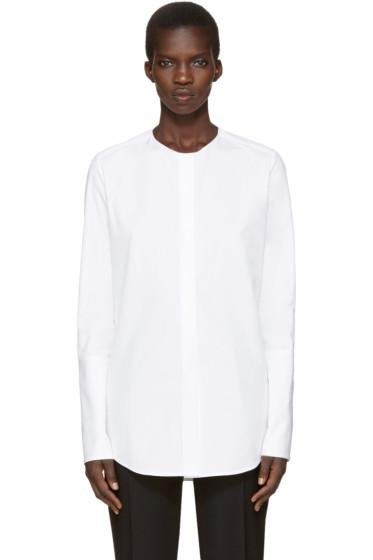 Protagonist - White 36 Shirt