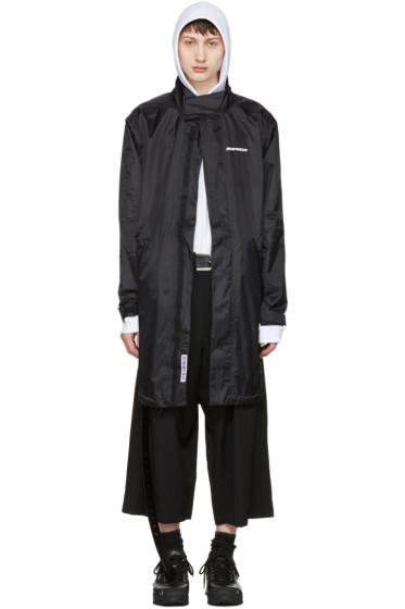Alyx - Black Spidi Edition Rain Coat