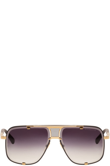 Dita - Black Mach-Five Sunglasses