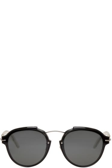 Dior - ブラック エクラ サングラス