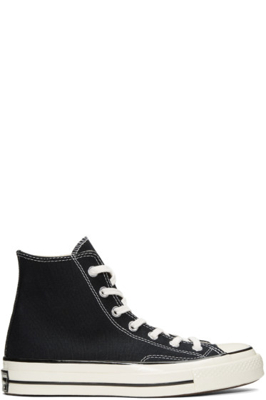 Converse - Black Chuck Taylor All-Star 1970's High-Top Sneakers