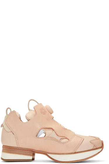 Hender Scheme - Beige Manual Industrial Products 15 Sneakers