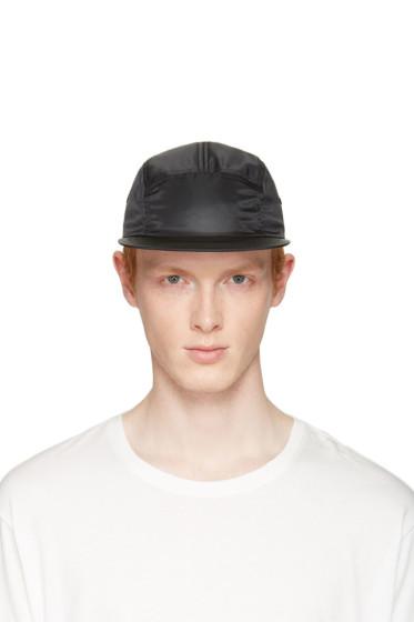 Hender Scheme - Black Nylon Jet Cap