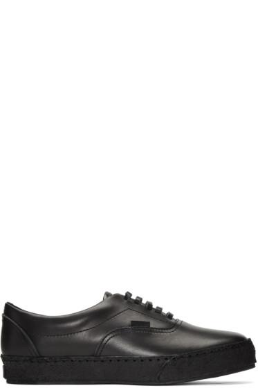 Hender Scheme - Black Manual Industrial Products 04 Sneakers