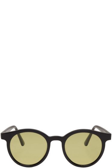 Gentle Monster - Black 'Noir Cat' Sunglasses