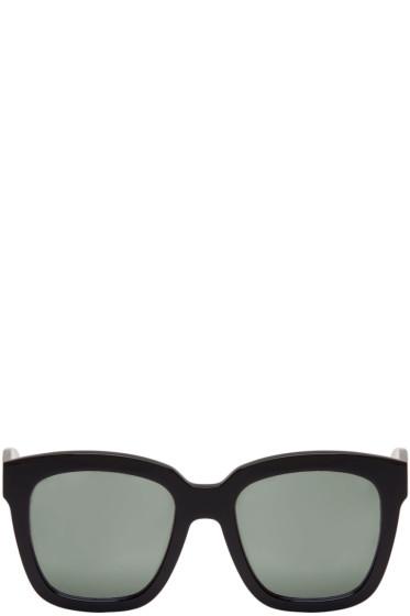 Gentle Monster - Black Mirror Dreamer Hoff Sunglasses