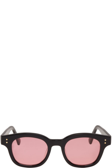 Gentle Monster - Black Insight Sunglasses