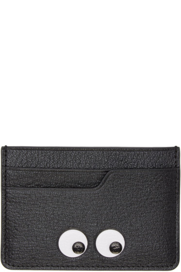 Anya Hindmarch - Black Eyes Card Holder