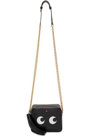 Anya Hindmarch - Black Eyes Right Bag