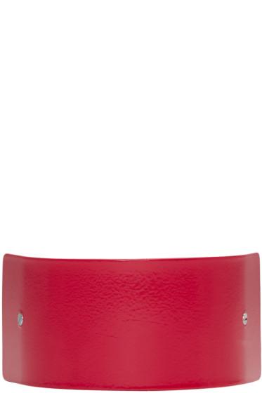 Sylvain Le Hen - Red Ponytail 047 Barrette