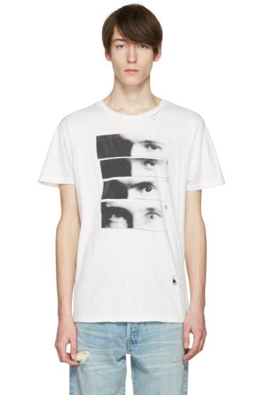 Enfants Riches Déprimés - Off-White 'Les Yeux' T-Shirt