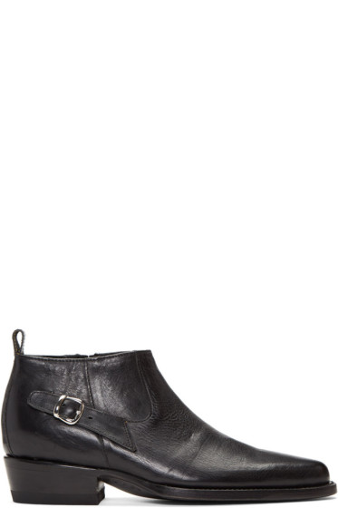 Enfants Riches Déprimés - Black Chelsea Boots