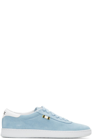Aprix - Blue Suede APR-002 Sneakers