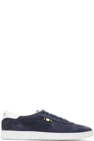 Aprix - Navy Suede APR-002 Sneakers