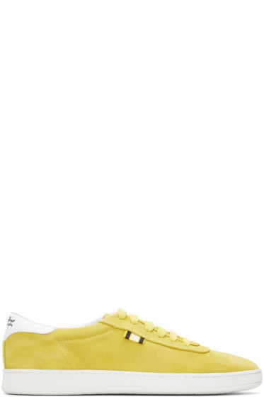 Aprix - Yellow Suede APR-002 Sneakers