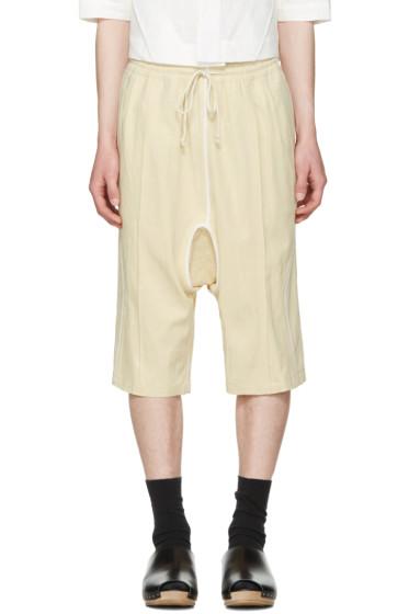 Abasi Rosborough - Beige Arc Kyoto Shorts