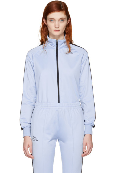 Kappa - SSENSE Exclusive Blue Track Jacket