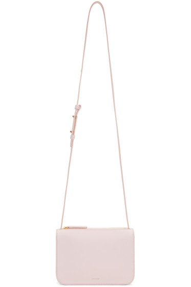 Cuero&Mor - Pink Mini Crossbody Bag