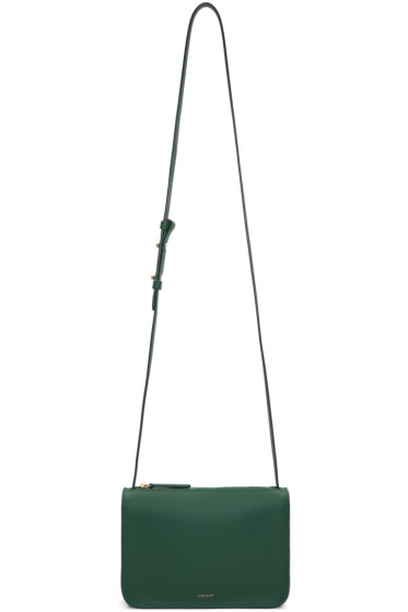 Cuero&Mor - Green Mini Crossbody Bag