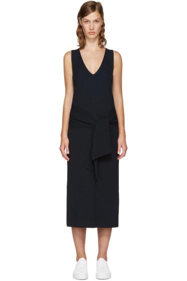 Rag & Bone - Navy Michelle Sweater Dress