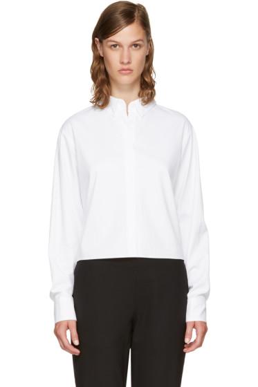 Rag & Bone - Reversible White Calder Shirt