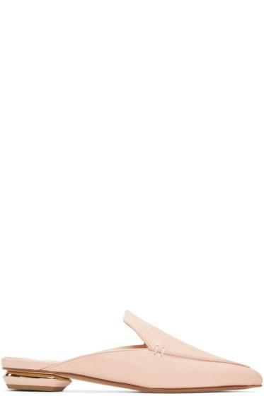 Nicholas Kirkwood - Pink Beya Mules